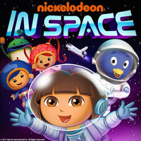 Nickelodeon In Space - iTunes Cover (United States)