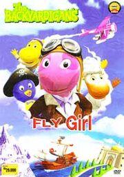 Dvd cvr backyardigansflygirl