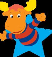 The Backyardigans Tyrone in Star Nickelodeon Character Image