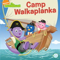 The Backyardigans Camp Walkaplanka
