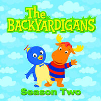 The Backyardigans Season Two - Alternate iTunes Cover (Canada)