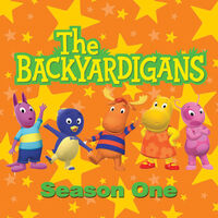 The Backyardigans Season One - Alternate iTunes Cover (Canada)