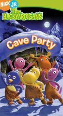 Cave Party VHS