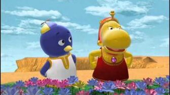 Backyardigans - 8 - The Key To The Nile