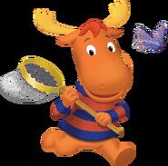 The Backyardigans Butterfly Tyrone