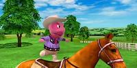 Cowgirl Uniqua (Horsing Around)