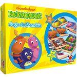 The Backyardigans Jogo da Memória by Ciabrink