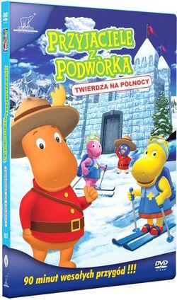 Przyjaciele z Podwórka Twierdza na północy DVD