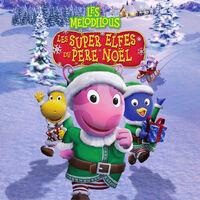 Les Mélodilous Les super elfes du Père Noël - iTunes Cover (Canada)
