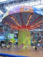 The Backyardigans Swing-Along at Nickelodeon Universe