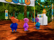 The Backyardigans Race Around the World 9