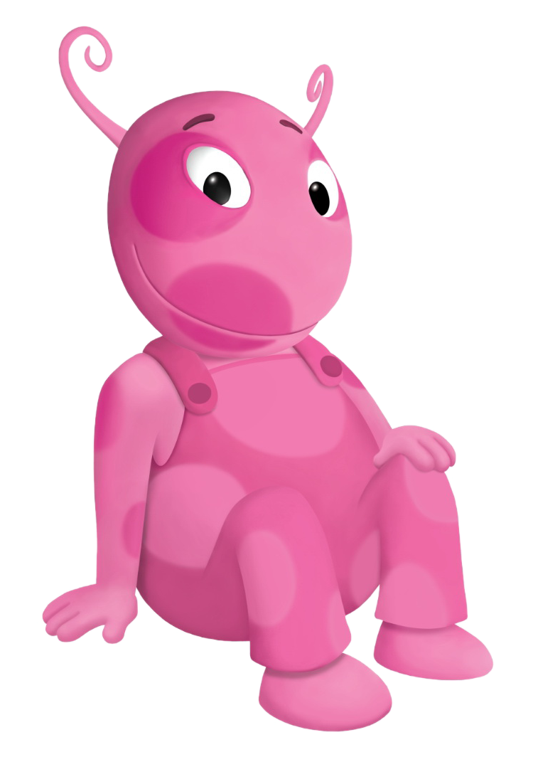 Uncategorized Pink Backyardigan uniquaimages the backyardigans wiki fandom powered by wikia uniqua sitting