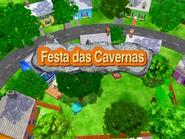 O Jardim dos Amigos Festa das Cavernas