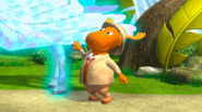 The Backyardigans Follow the Feather 48 Tyrone