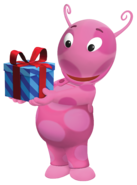 The Backyardigans Uniqua Gift Nickelodeon Nick Jr. Character Image
