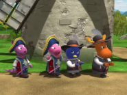 Backyardigans The Two Musketeers 33