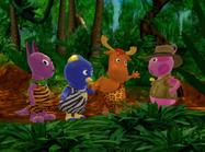 The Backyardigans The Heart of the Jungle Uniqua Pablo Tyrone Austin 2