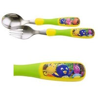 The Backyardigans Flatware Set by Zak! Designs