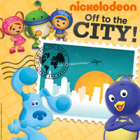 Nickelodeon Off to the City! - iTunes Cover (United States)