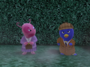The Backyardigans Whodunit 25 Uniqua Pablo