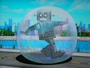 The Bubble Ball