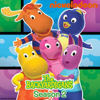 The Backyardigans Season 2 - iTunes Cover (United States)