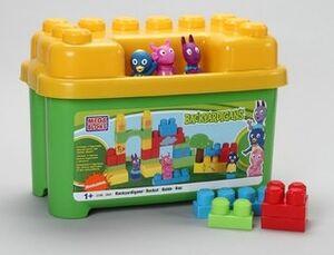 Backyardigans Mega Bloks (Faux LEGOs)