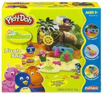 The Backyardigans Play-Doh Pirate Ship