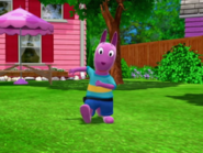 The Backyardigans Race Around the World 2 Austin
