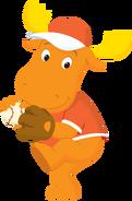 The Backyardigans Baseball Player Tyrone