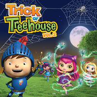 Trick or Treehouse Vol. 2 - iTunes Cover (Canada)