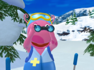 The Backyardigans The Snow Fort 6 Uniqua