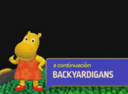 Los Backyardigans Discovery Kids Banner