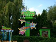 The Backyardigans Hip Hopper at Movie Park Germany 4