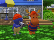 The Backyardigans Into the Deep 1 Pablo Tyrone