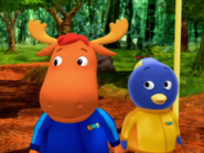 The Backyardigans Race Around the World 6 Pablo Tyrone