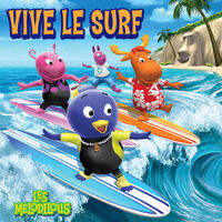 Les Mélodilous Vive le surf - iTunes Cover (Canada)