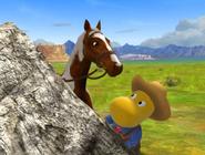 The Backyardigans Ranch Hands Tasha