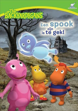 The Backyardigans Een spook zijn is te gek! Nederlands DVD