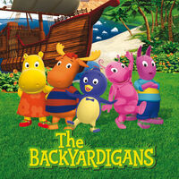 The Backyardigans Season 3 - iTunes Cover (United Kingdom)