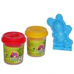 The Backyardigans Uniqua Clay Mold by Sunny
