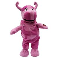 The Backyardigans Uniqua Interactive Doll by BBR