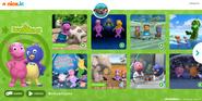 NickJr.com - The Backyardigans Nickelodeon Nick Jr. 2016 Show Page