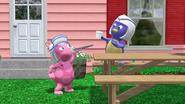 The Backyardigans - BDD 1 Uniqua and Pablo