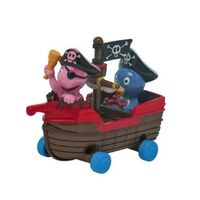 The Backyardigans Take-Along Pirate Ship by Learning Curve