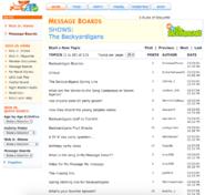 The Backyardigans NickJr.com Message Boards