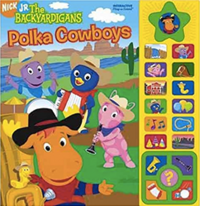 The Backyardigans Polka Cowboys