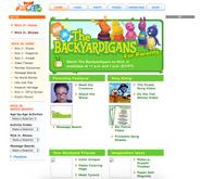 NickJr.com - The Backyardigans Nickelodeon Nick Jr. Characters Cast Show Page