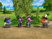 Backyardigans The Two Musketeers 10