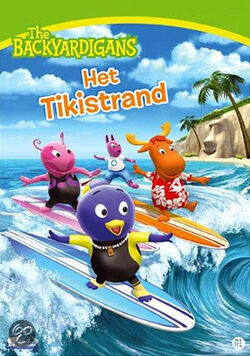 The Backyardigans Het Tikistrand Nederlands DVD